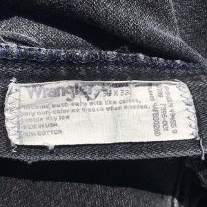 Wrangler Shorts - Wrangler high waist rise wedgie fit jean short vtg